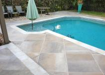 Concrete Designs Florida Tile Pool Deck