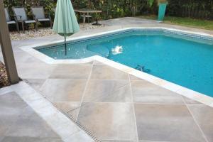 Concrete Designs Florida Tile Pool Deck