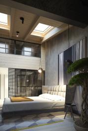 Concrete Home Designs Narrow Slot Architecture Toobe8