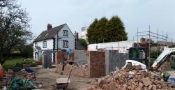Contemporary Barn Conversion Walls Coming Back