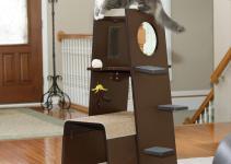 Contemporary Cat Furniture Urban Pet Lovers Homesfeed