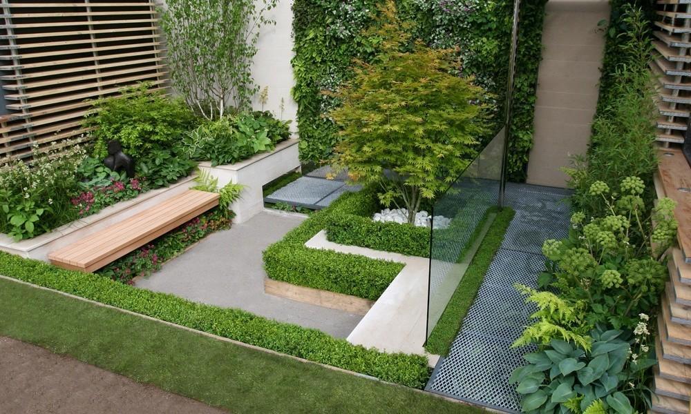 Contemporary Garden Designs Ideas Small Gardens Decoratorist 70620,Neck Designs Blouse Designs 2020 Latest Images Download