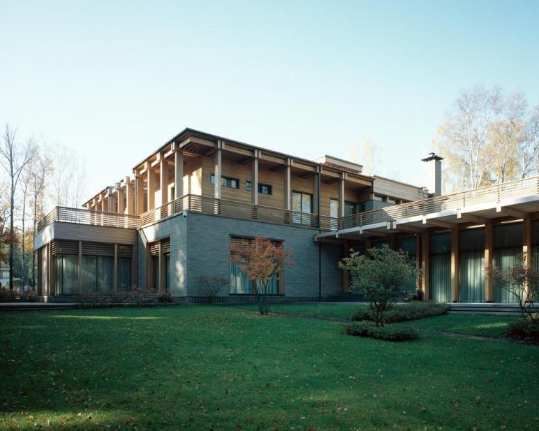 Contemporary Homes Showcase Russian Architecture