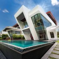 Contemporary House Mercurio Design Lab Homeadore