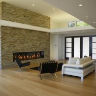 Contemporary Living Room Ideas Fireplace