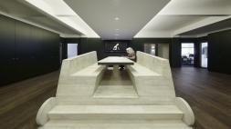 Contemporary Office Interior Design Hall Custom