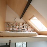 Contemporary Reading Nook Interior Design Ideas