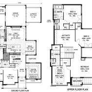 Contemporary Villa Plans Modern House