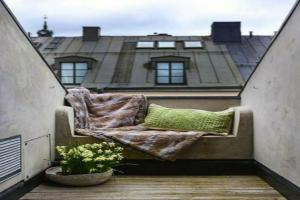 Cool Balcony Outdoor Reading Nook School