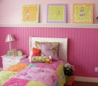 Cool Ideas Pink Girls Bedrooms Interior Design