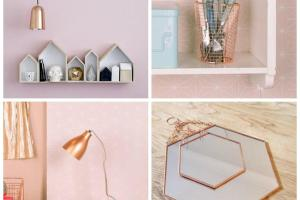 Copper Home Decor Trending Fall Centsational