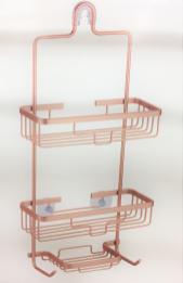 Copper Shower Caddy E009 Organise Storage Shop