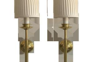 Corbett Lighting Wall Sconces Polished Brass Outdoor