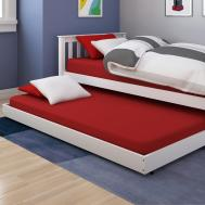 Corliving Monterey Trundle Bed Kids Beds