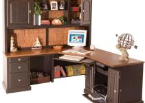 Corner Desks Hutch Home Office Decor 1166