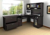 Corner Home Office Desk