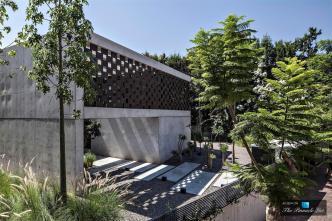 Corten House Luxury Residence Savyon Israel
