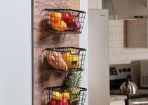 Counter Produce Storage Family Handyman