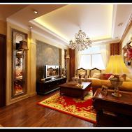 Cozy Modern Living Room Model Max Cgtrader