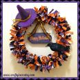 Crafty Crosby Halloween Wreath