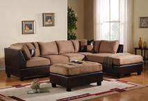 Cream Brown Living Room Ideas Modern House