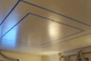 Create Massively Beautiful Ceiling Paint