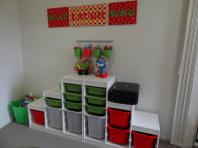 Creating Kids Playroom Toy Storage There