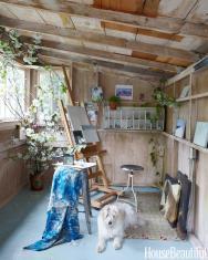 Creative Corners Incredible Inspiring Home Art Studios