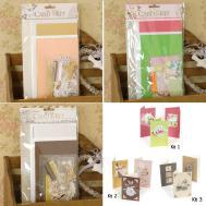 Creative Diy Simple Card Kit Greeting Making