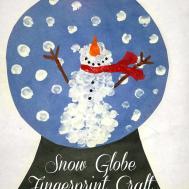 Creative Fun Snowman Art Craft Food Ideas Artsy
