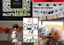 Creative Googly Eye Halloween Crafts Scrap Shoppe