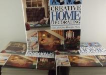 Creative Home Decorating Binders 522 Project Cards Diy