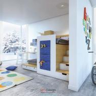 Creative Kids Room Design Interior Ideas
