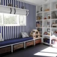 Creative Shared Bedroom Ideas Modern Kids Room