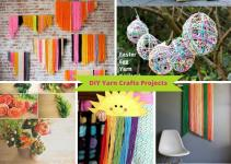 Crochet Leftover Yarn Crafts