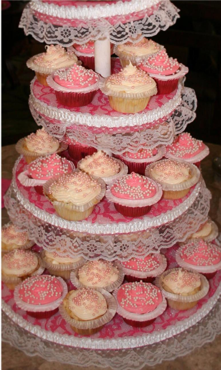 Cupcake Stands Diy Stand