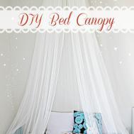 Curtain Canopy Tutorial Menzilperde