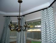 Curtains Chevron Pattern Grousedays