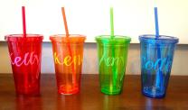 Custom Drink Tumblers Perfect Diy Party Favors