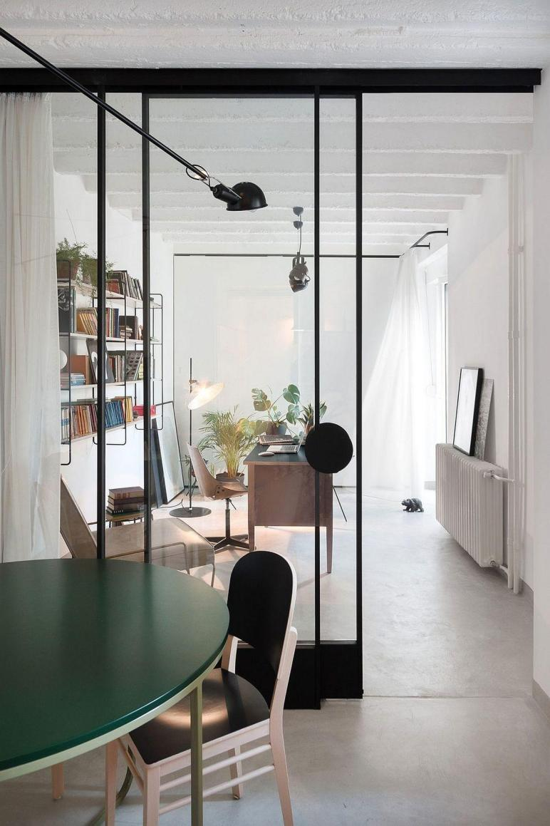 Custom Furniture Enlivens World White Refurbished