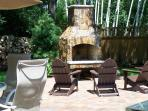 Custom Outdoor Fireplaces Fire Pits Great Goats