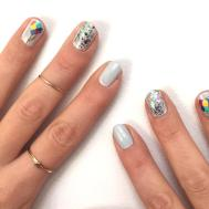 Cute Birthday Nail Art Diy