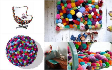Cute Colorful Diy Pom Crafts Ideas Video Included
