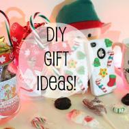Cute Diy Christmas Gifts Friends Pixshark