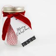 Cute Easy Diy Christmas Gift Printable