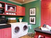 Decor Storage Tips Basement Laundry Rooms Home