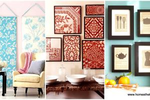 Decorate Large Walls Blank Solutions