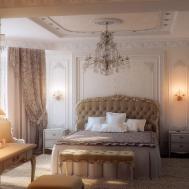 Decorating Elegant Bedroom Designs Adding Perfect