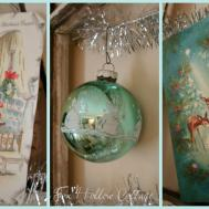 Decorating Thrift Store Finds Christmas Edition