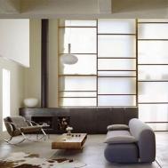 Decorations Loft Apartment Home Design Photos Industrial